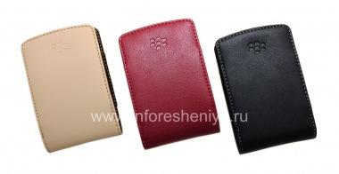Купить Оригинальный кожаный чехол-карман Synthetic Leather Pocket для BlackBerry
