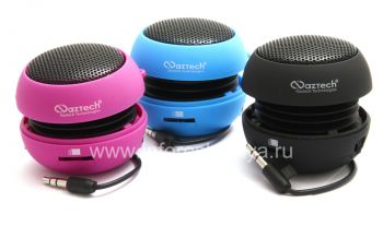 Фирменная портативная аудио-система Naztech N15 3.5mm Mini Boom Speaker для BlackBerry