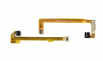 Audio-Chip für den linken Lautsprecher zum Mikrofon für Blackberry Playbook