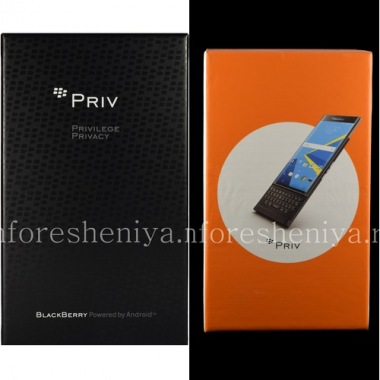 Buy Box Smartphone BlackBerry Priv