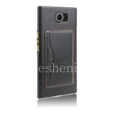 Купить Кожаный чехол-крышка для BlackBerry Priv