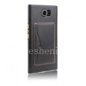 Кожаный чехол-крышка для BlackBerry Priv
