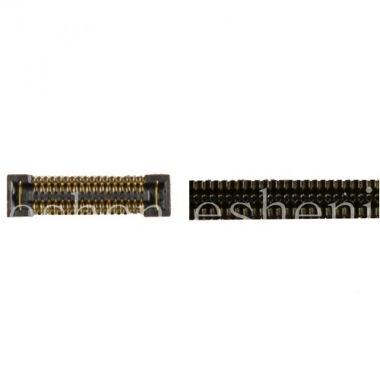 Купить Коннектор микросхемы слайдера (LCD-экрана и тачскрина) для BlackBerry Priv