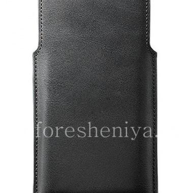 Купить Фирменный кожаный чехол-карман SIKAI для BlackBerry Priv