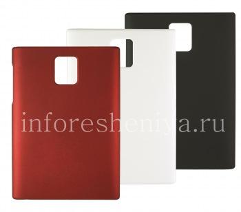 Пластиковый чехол-крышка для BlackBerry Passport