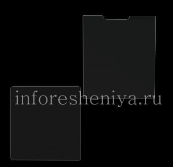 film pelindung kaca bermerek untuk layar Nillkin Menakjubkan H untuk BlackBerry Passport