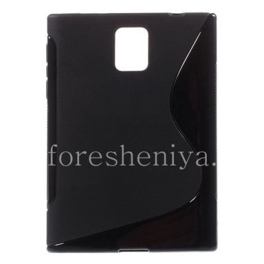 Buy Funda de silicona para BlackBerry compacta Streamline Passport