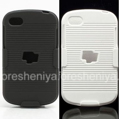 Купить Пластиковый чехол + кобура c функцией подставки для BlackBerry Q10