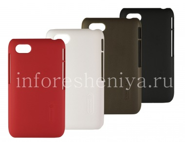 Buy Firm cover plastic, amboze Nillkin Frosted iSihlangu BlackBerry Q5