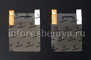Купить Фирменная защитная пленка для экрана Baseus для BlackBerry Q5