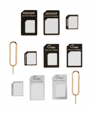 Buy I-adaptha kit Micro- kanye Nano- SIM-cards