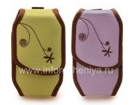Фирменный тканевый чехол с зажимом Nite Ize Tone Phone Case для BlackBerry