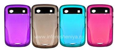 Купить Фирменный силиконовый чехол уплотненный iSkin Vibes для BlackBerry 9900/9930 Bold Touch