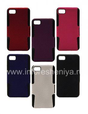 Купить Чехол повышенной прочности перфорированный для BlackBerry Z10
