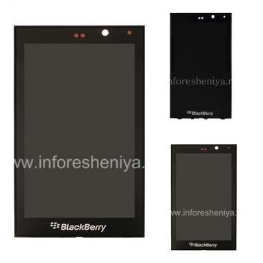 Купить Экран LCD + тач-скрин (Touchscreen) в сборке для BlackBerry Z10