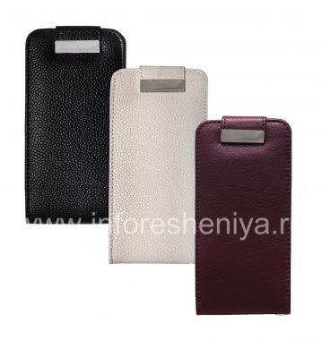 Купить Кожаный чехол с вертикально открывающейся крышкой для BlackBerry Z10