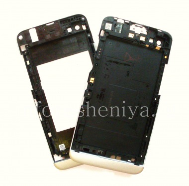 Купить Ободок (средняя часть) оригинального корпуса для BlackBerry Z30