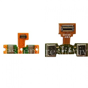 The chip with two extra microphones T6 for BlackBerry Z30