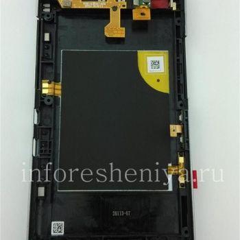 The maphakathi ingxenye yomzimba zokuqala umhlangano usebe for BlackBerry Z30