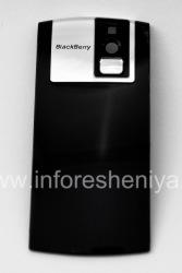 Оригинальная задняя крышка для BlackBerry 8100 Pearl, Черный