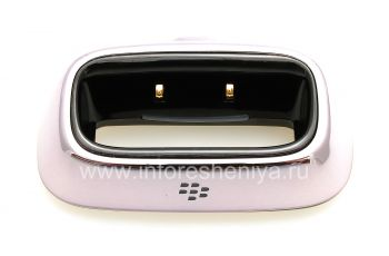 "Chargeur de bureau d'origine Charging Pod ""Glass"" pour BlackBerry 8100/8110/8120 Pearl"