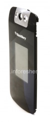 Photo 4 — The front panel of the original housing for BlackBerry 8220 Pearl Flip, The black
