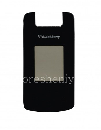 The front panel of the original housing without metal parts for BlackBerry 8220 Pearl Flip
