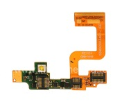 La placa base chip (cable principal) para BlackBerry tirón 8220 Pearl