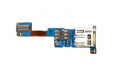 Микросхема сим-карты (SIM), карты памяти, Bluetooth для BlackBerry 8220 Pearl Flip