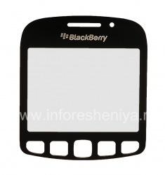 Оригинальное стекло на экран для BlackBerry 9220 Curve, Черный
