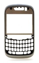 Der ursprüngliche Kreis ohne Betreiberlogo für Blackberry Curve 9320 zu montieren, Silber