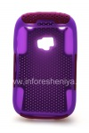 Photo 2 — ezimangelengele ikhava perforated for BlackBerry 9320 / 9220 Curve, Lilac / Fuchsia