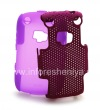 Photo 7 — Cover rugged perforated for BlackBerry 9320/9220 Curve, Lilac / Fuchsia