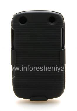 Buy 塑料外壳+皮套BlackBerry 9320 / 9220曲线