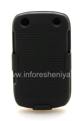 Plastic Case + Holster for the BlackBerry 9320/9220 Curve