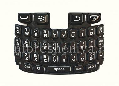 Купить Оригинальная английская клавиатура для BlackBerry 9320/9220 Curve