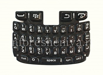 The original English keyboard for the BlackBerry 9320/9220 Curve