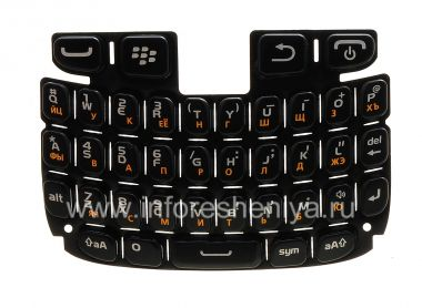 Buy Teclado ruso para BlackBerry Curve 9320/9220