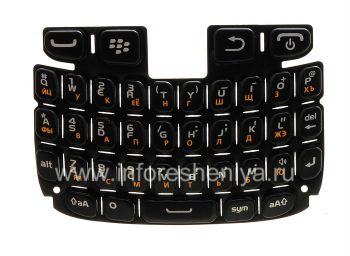 Русская клавиатура для BlackBerry 9320/9220 Curve