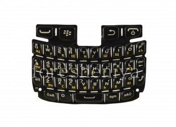 Русская клавиатура для BlackBerry 9320/9220 Curve (копия)