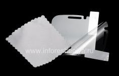 ब्लैकबेरी कर्व 9320/9220 के लिए स्क्रीन रक्षक विरोधी चमक, पारदर्शक