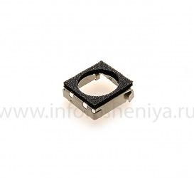 Крепление камеры для BlackBerry 9360/9370 Curve, Металлик