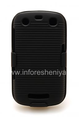 Buy Plastic Case + Holster for the BlackBerry 9360/9370 Curve