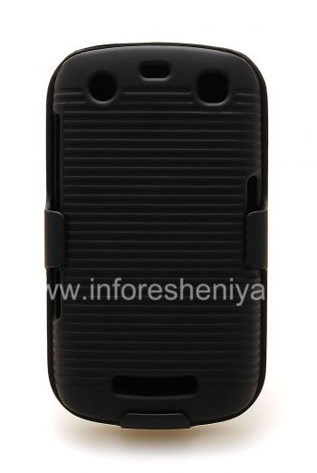 Plastic Case + Holster for the BlackBerry 9360/9370 Curve