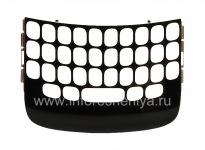 Titulaire clavier pour BlackBerry Curve 9360/9370, Noir (Black)