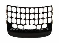 Pemegang Keyboard BlackBerry 9360 / 9370 Curve, Black (hitam)