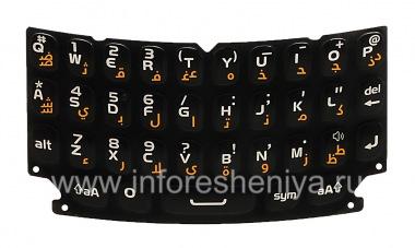 Купить Оригинальная клавиатура для BlackBerry 9360/9370 Curve (другие языки)