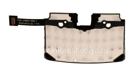 ブラックベリー9360/9370曲線のチップキーボード, ブラック