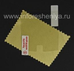 Displayschutzfolie klar für Blackberry Curve 9360/9370, transparent