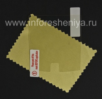 Protector de pantalla transparente para BlackBerry Curve 9360/9370